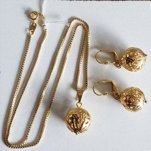 Jewelry - Gold filled ladies set